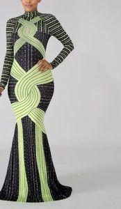🚨moving sale🚨 Dye Rhinestone mermaid dress